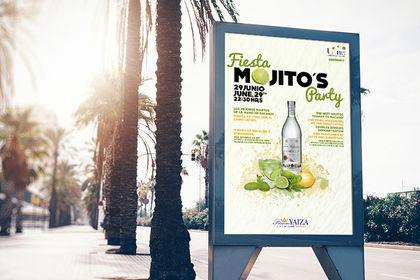 Affiche Mojito Party