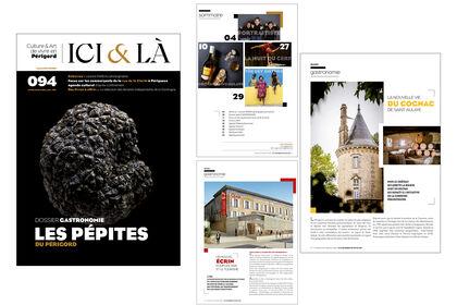 Magazine Ici&Là