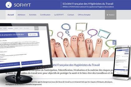 Site Société Française des Hygiénistes du travail
