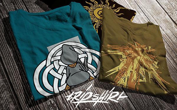 Création de design pour t-shirts