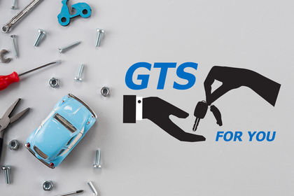 Logo GTS for you