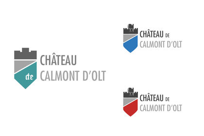 Logo Chateau de Calmont