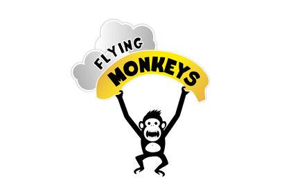 Logo FLying Monkeys