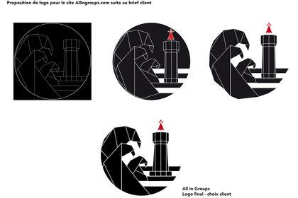 Allingroups - Logo