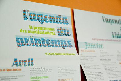 Programmes culturels Mairie de St-Julien-en-Gvs