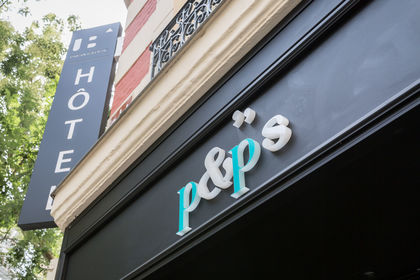 P&P's  I  Restaurant Paris