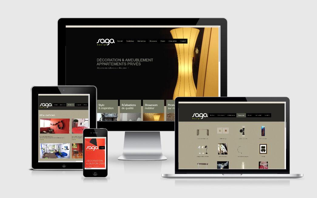 Saga Design  I  agence de décoration intérieur