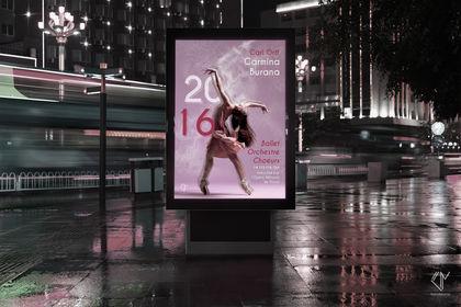 Affiche Ballet