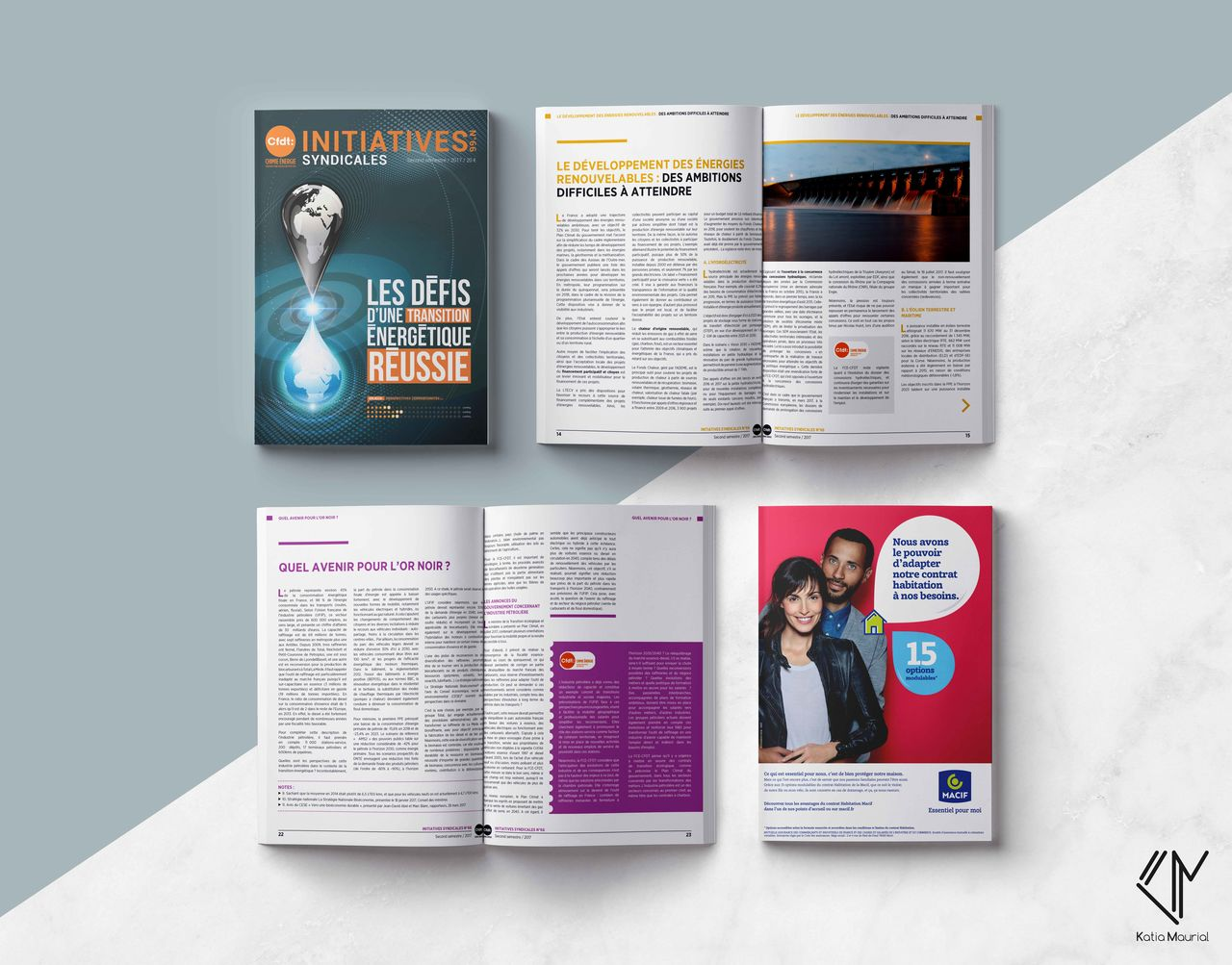 Publication Initiatives Syndicales