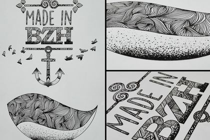 Illustration - made In BZH
