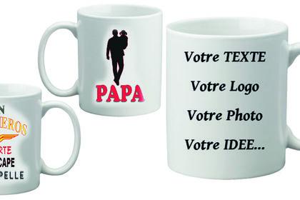 Proposition de mug