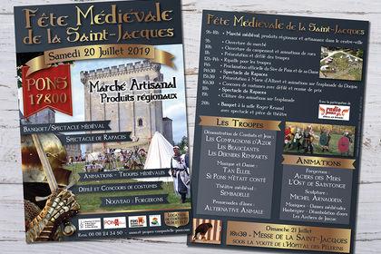 Fête médiévale de Pons
