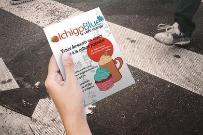 Ichigo Blue flyer