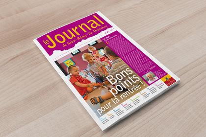 Journal de la Ville de Saint-Rémy-de-Provence
