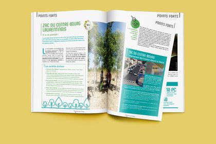 Magazine de la ville de Saint-Laurent-de-Mure