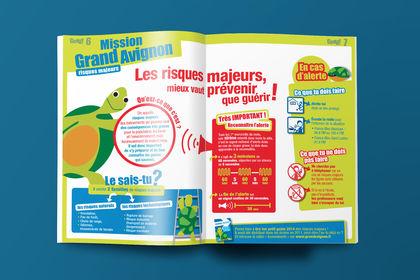 Magazine pour les enfants