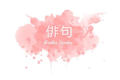 Projet perso : Logo Haiku Stories