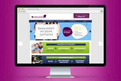 Identité visuelle : site web, Gif animé, affiche…