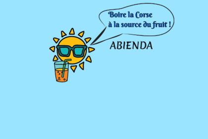 Logo créer pour un site de produits Corses