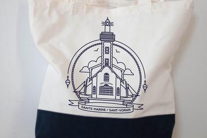 St Marine - Textile & Illustration