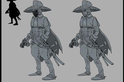 Cowboys Samourais
