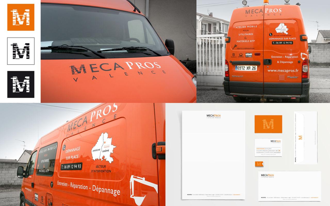 Client : Méca pro // Atelier mobile
