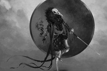 Crow Knight 02