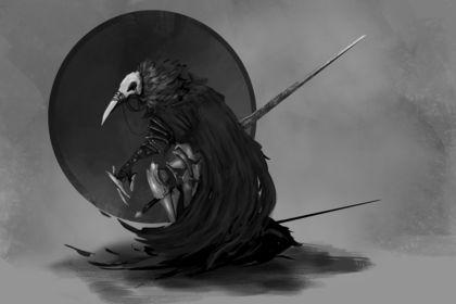 Crow knight 01