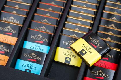 Photographie de produits Valrhona
