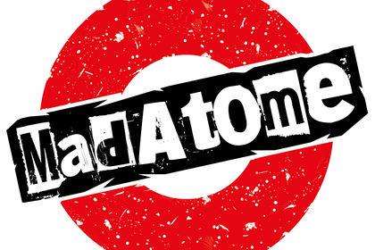 Créa Logo @MadAtomeMusic