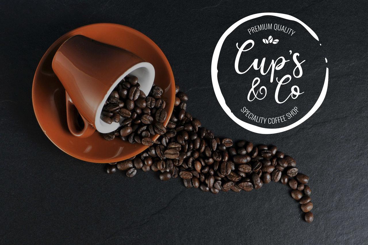 Créa Logo Coffee Shop