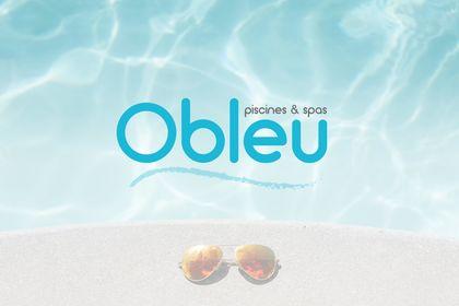 Logo Obleu Piscines & Spas