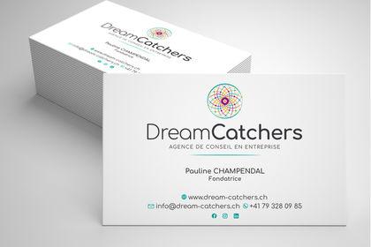 Identité visuelle DreamCatchers