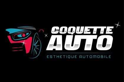 IDENTITE VISUELLE COQUETTE AUTO
