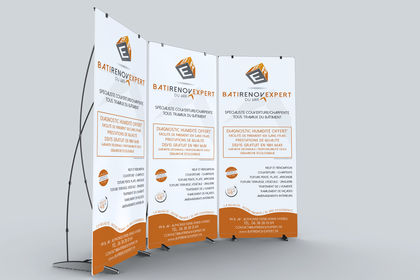Rollup pour stand