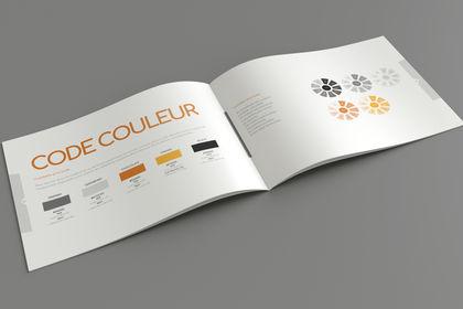 Création de Brand Book