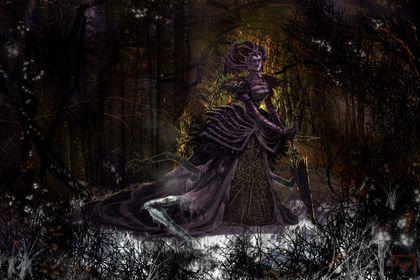 Haloween Queen