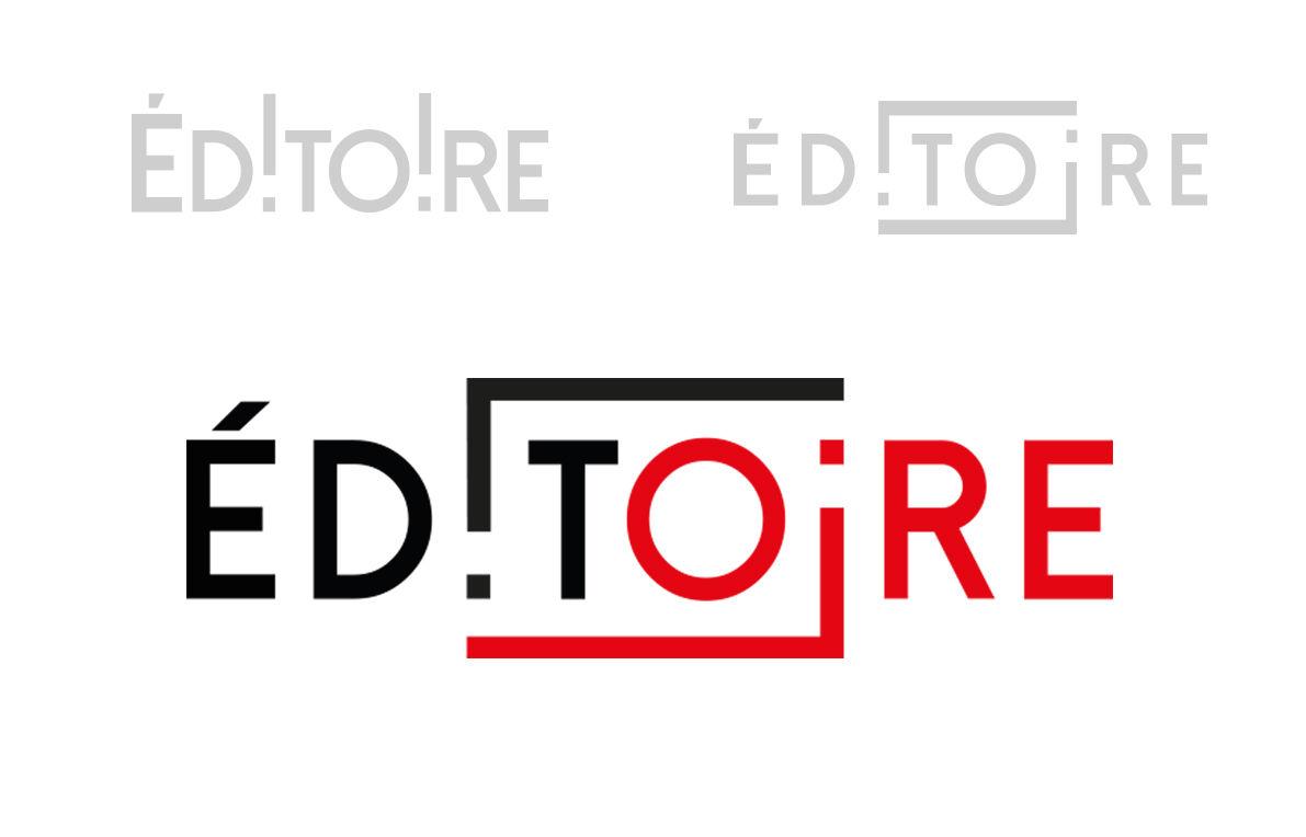 Création logo magazine d'histoire