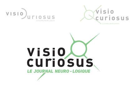 Créaton logo visio curiosus