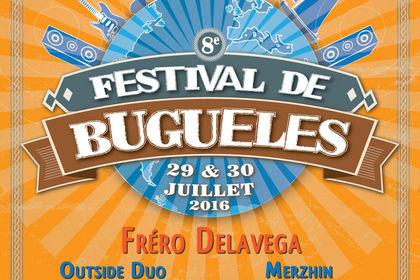 Affiche Festival de Buguélès