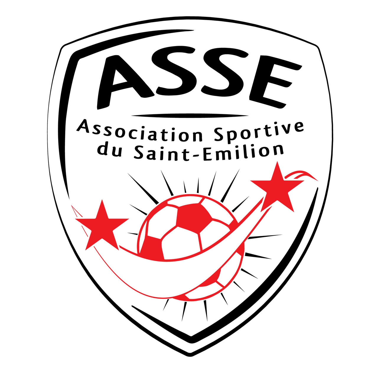 Logo club de football ASSE