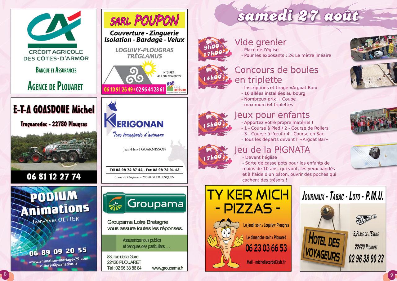 Livret programme 2016