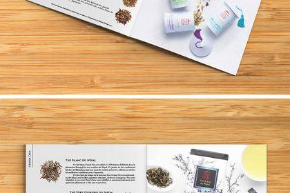 Couverture & mise en page - Brochure