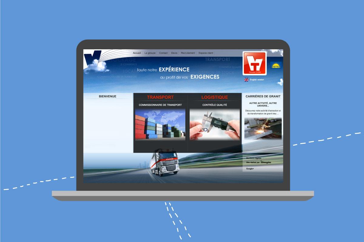 Groupe Châtel, transport et logistique