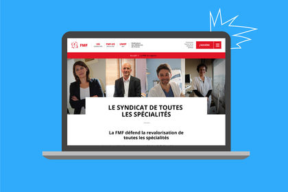 FMF, Fédération des médecins de France