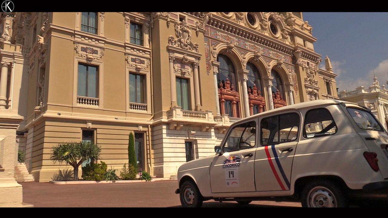 Vidéo Clip Monte Carlo