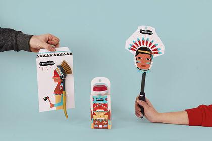 Packaging indien