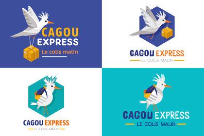 Logo Cagou Express