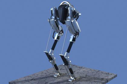 Modelisation 3d pour etude d'un robot 02