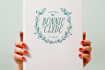 Michelle Mauricette - Livre d'or personnalisé